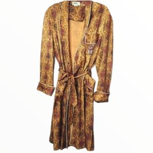 Vintage Silver Lake Authentic Chinese Robe